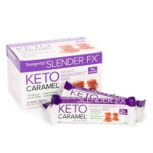 Picture of Slender FX™ Keto Caramel™ Bars (10 ct)
